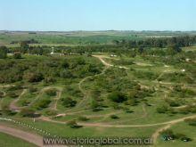 Imagen aérea del cerro