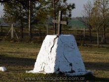 Cada año, en el cerro se representa el Vía Crucis