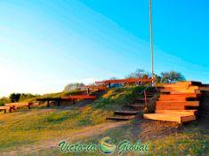 Leer más:El Cerro de la Matanza con mobiliario adaptado a su entorno