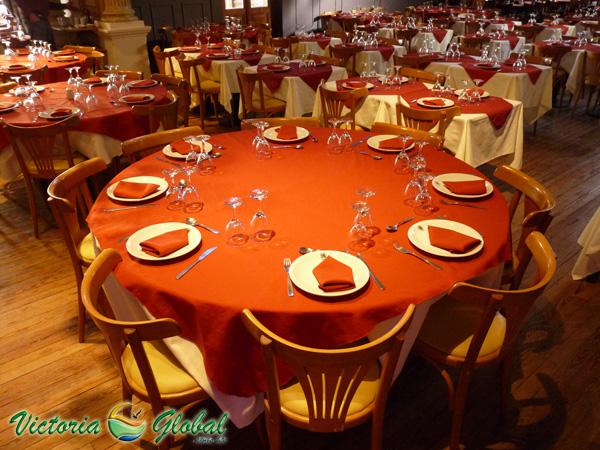 Parrilla y restaurante El Jockey.