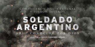Soldado Argentino.