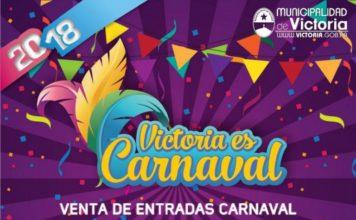 Carnavales 2018.