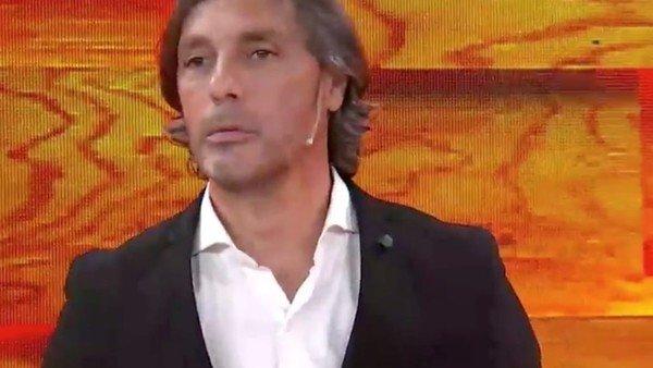 Gustavo López y la muerte de su padre: «Se me vino el mundo abajo»